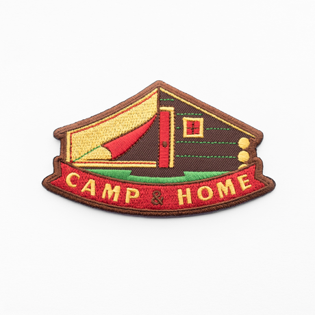 Kimberlin Co. / CAMP & HOME PATCH