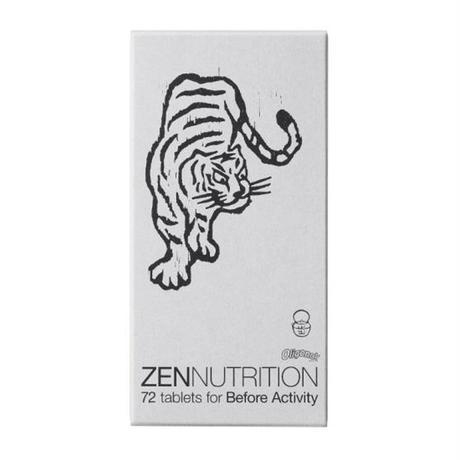 ZENNUTRITION / Before (トラ) 72粒