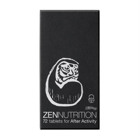 ZENNUTRITION / After(ダルマ) 72粒