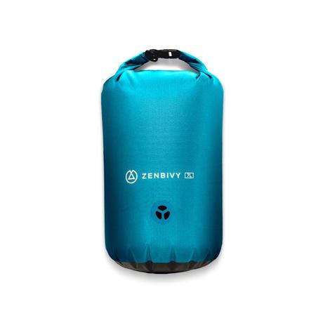 【DM便180円】ZENBIVY|Dry Sack 7L/Blue