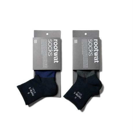 【DM便180円】rootwatsocks|WASHI HYBRID SOX SHORT