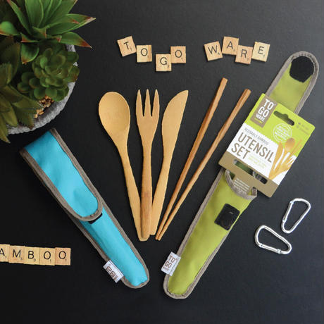 【DM便180円】TO GO WARE|BAMBOO UTENSIL SET - CLASSIC