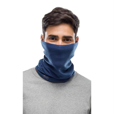 【DM便180円】Buff|415073 THERMONET SOLID ENSIGN BLUE