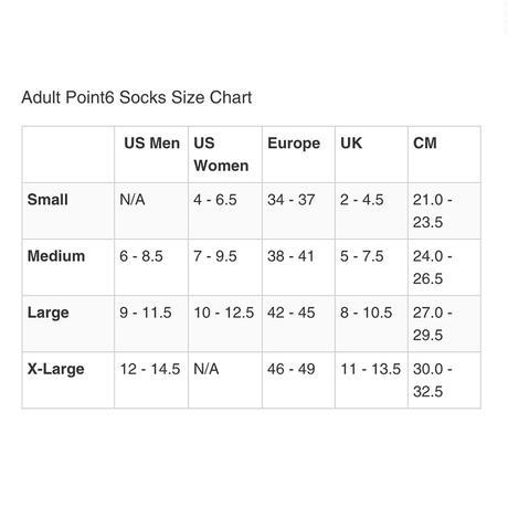 【DM便180円】POINT6|37.5 Tactical Arctic Heavy Cushion OTC 3950