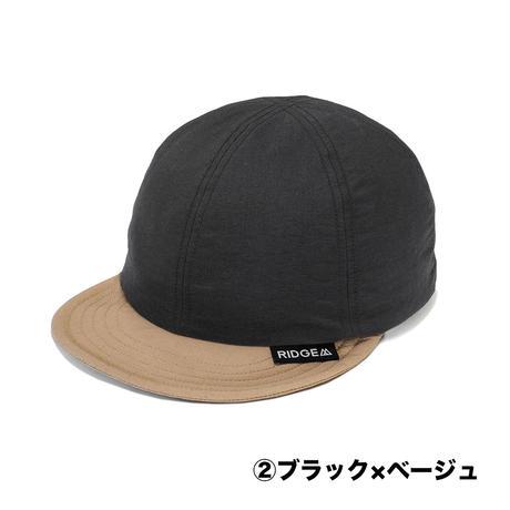 【DM便180円】RIDGE MOUNTAIN GEAR Basic Cap Bi Colour