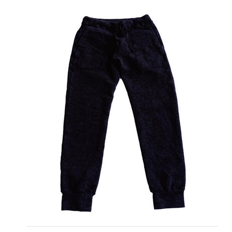 Yetina / sweat pants / iron navy