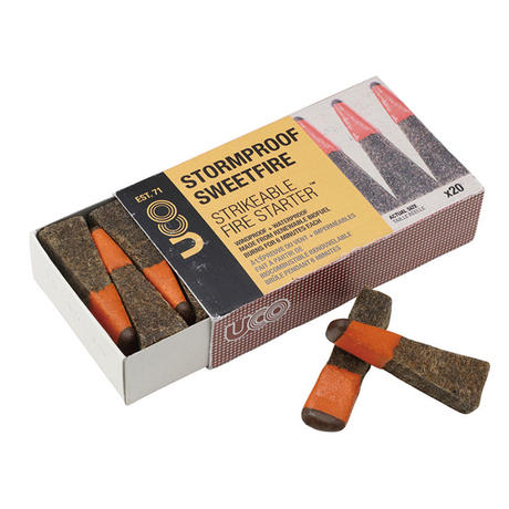 UCO / STORMPROOF SWEETFIRE STRIKEABLE FIRE STARTER
