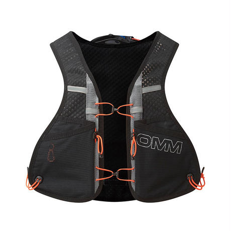 OMM / TRAILFIRE VEST / BLACK