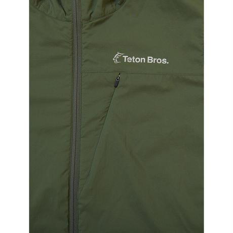 Teton Bros. SLICK HOODY (UNISEX)