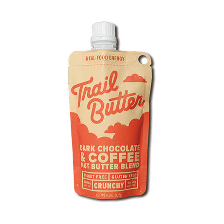 Trail Butter / DARK CHOCOLATE & COFFEE