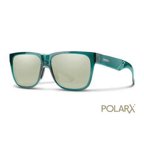 SMITH / ACTION POLAR Lowdown 2 Crystal Deep Forest(X-Light Green 37)