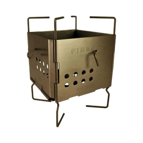 FIREBOX / Nano Stove Box Set チタン
