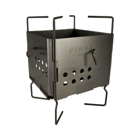 FIREBOX / Nano Stove Box Set ステンレス
