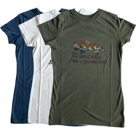 【DM便180円】Teton Bros.|WS TB Loving Nature Tee
