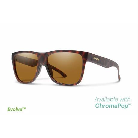 SMITH Lowdown XL 2 Matte Tortoise(ChromaPop Polarized Brown)