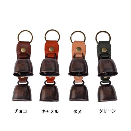 【DM便180円】TME×BOND DOUBLE BEAR BELL