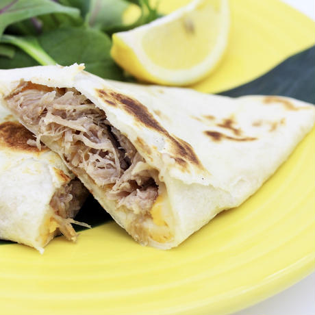 ピッグケサディア / Kalua Pig Quesadillas -3pc-