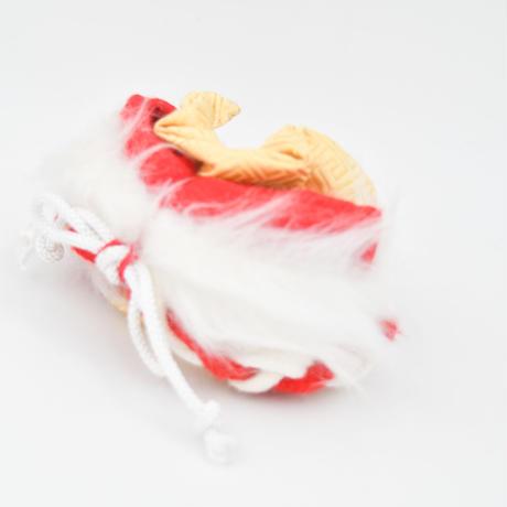 めでたい三つ編みブレス