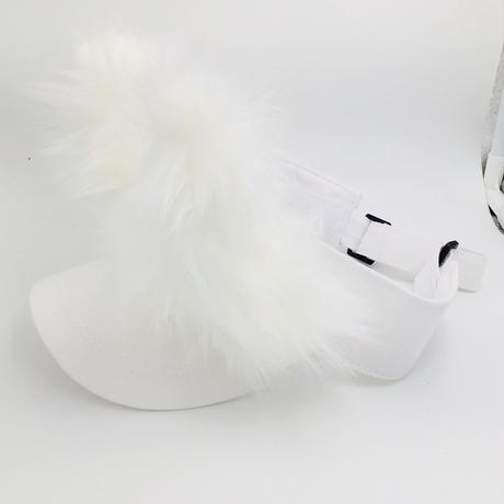 招き猫サンバイザー