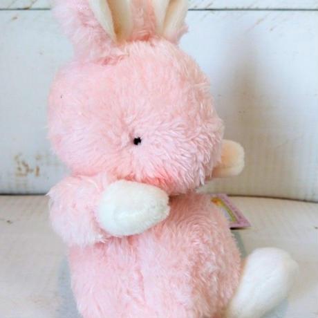 バニーズバイザベイ 小さなお友達/ホワイトひつじ/イエローあひる/ピンクうさぎ/ブルーうさぎ