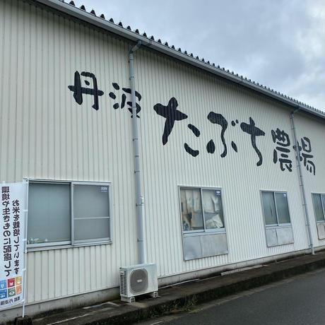 【10月限定】丹波たぶち農場黒枝豆1kg(さやのみ)【篠山市認定販売所】