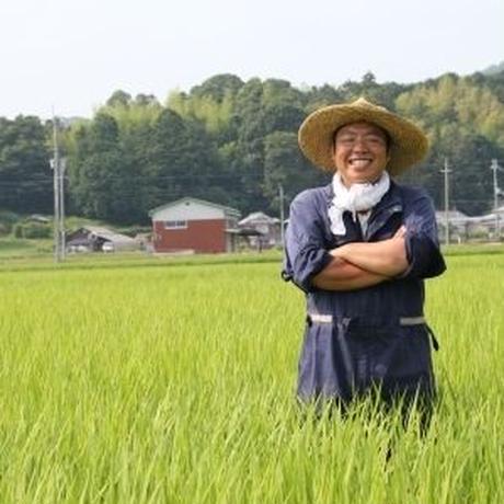 【兵庫県産】令和2年産丹波篠山たぶち農場のこしひかり(特別栽培米)10㎏【選べる精米】