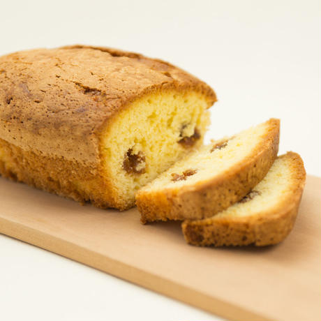 【栗入りてづくり】パウンドケーキ