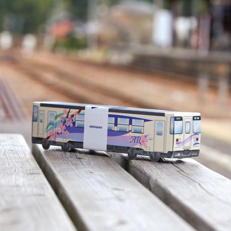 【ローカル鉄道応援商品】明知鉄道クッキー さくら(アケチ10型タイプ)