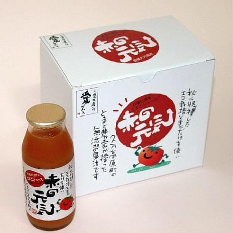 赤の元気 トマトジュース 秋獲れ 12本