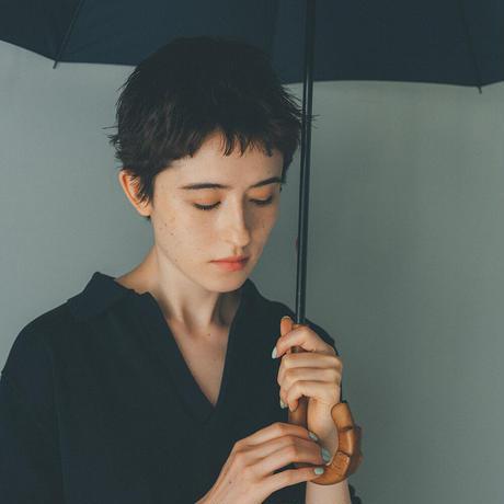 U01 雨傘(袋付)60cm/イヌ