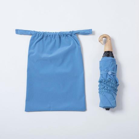 K04《折傘》 晴雨兼用フリンジ50cm/子アヒル