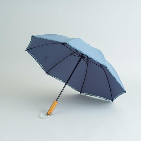 K02 晴雨兼用フリンジ47cm/ACバングル