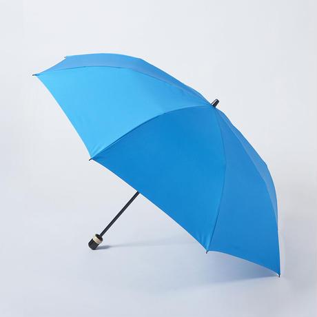 U02《折傘》雨傘55cm/かごめ編み/竹バングル