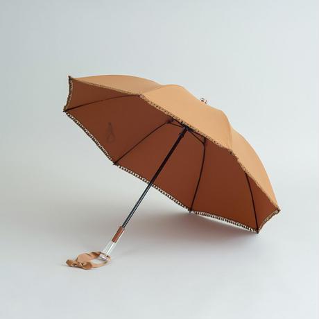 K02 晴雨兼用フリンジ47cm/ACダイヤモンド