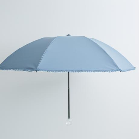 折傘 晴雨兼用フリンジ/SPリング
