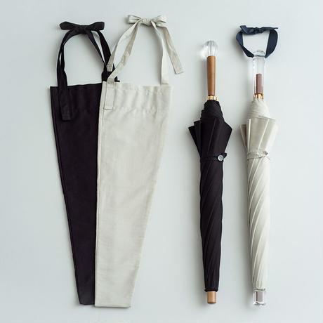 K00 晴雨兼用ムジ(袋付)47cm/スティック