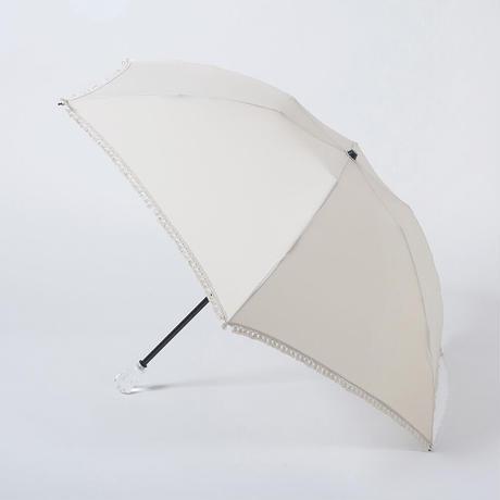 K04《折傘》 晴雨兼用フリンジ50cm/竹リング