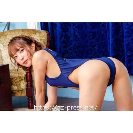 GzPressNo.057 粕谷まい 大サイズ ※特典映像付き