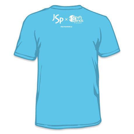JSP × OHP コラボT-シャツ - Never Stop -