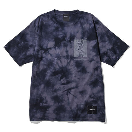 """ALL AROUND×Oh!theGuilt / """"AAOG""""S/S T-SHIRT (TIE DYE)"""