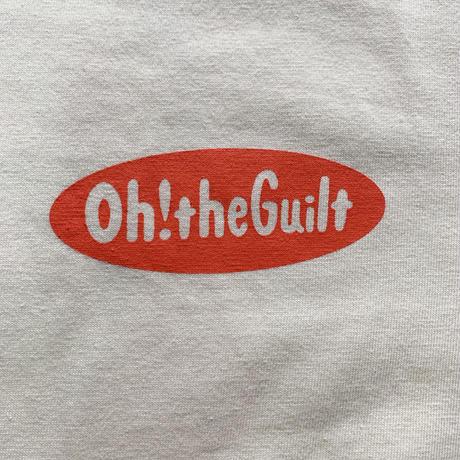 "Oh!theGuilt×W.C Johnny001 / ""W.C Bunny""S/S T-SHIRT (IVOLY)"