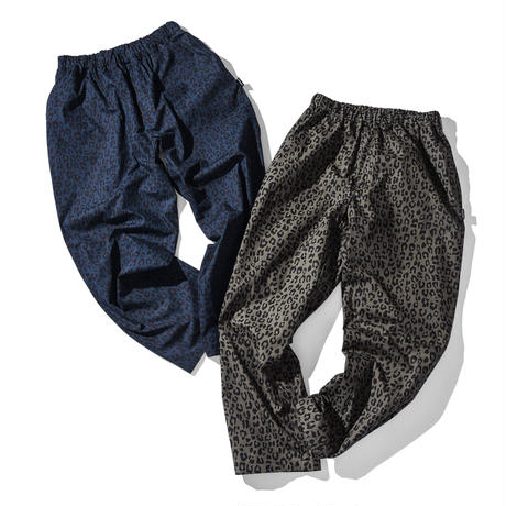 """Oh!theGuilt / """"LEOPARD""""RELAX BEACH PANT Ⅲ( OLIVE)"""
