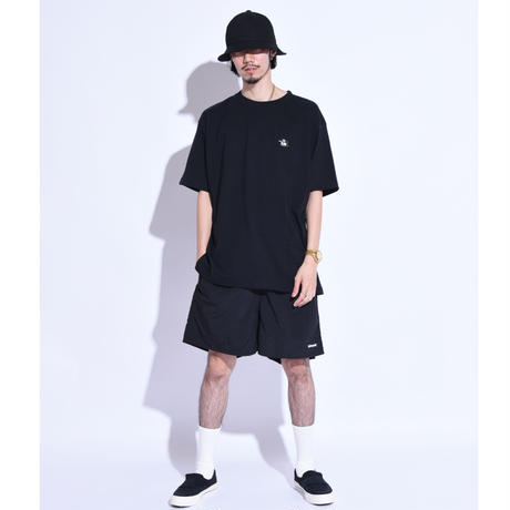 """Oh!theGuilt × WESO WIM  007 / """"POP GROUP""""S/S T-SHIRT( BLACK)"""