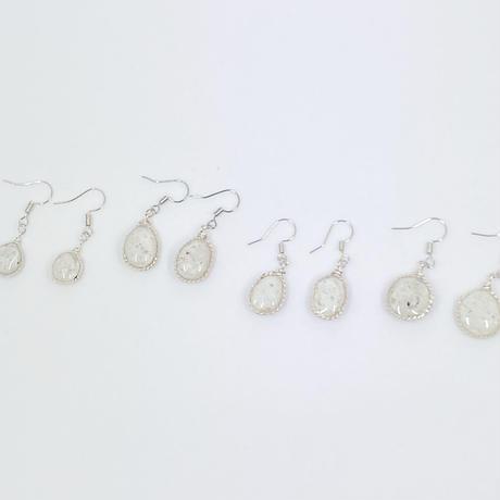 コーガ石の耳飾り