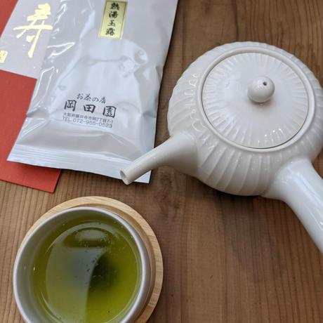 敬老の日ギフト 深蒸し茶100g入