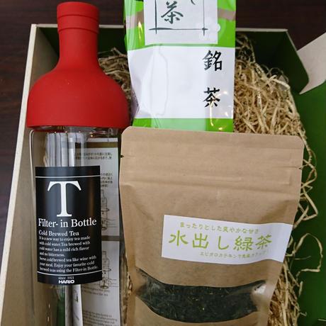 水出し用フィルターインボトルギフト(茶葉×2袋入り)