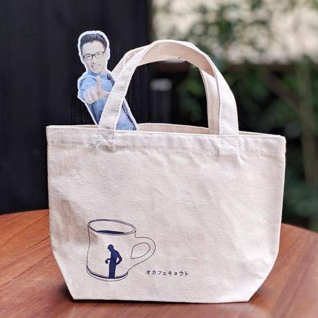 Okaffe Tote Bag ミニトート ホワイト
