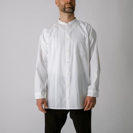 [越前シャツ]オーガニックコットン / ホワイト 《メンズ 》