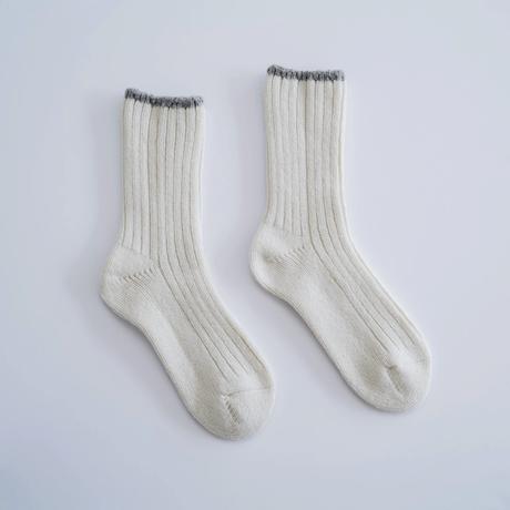 [靴下] ブラックメリノ