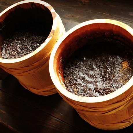 【セミナー+WS】無肥料大豆でつくる「味噌の会」全4日間《郡上》